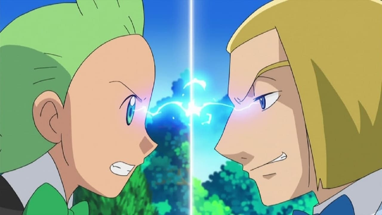 Pokémon Season 15 :Episode 32  Clash of the Connoisseurs!