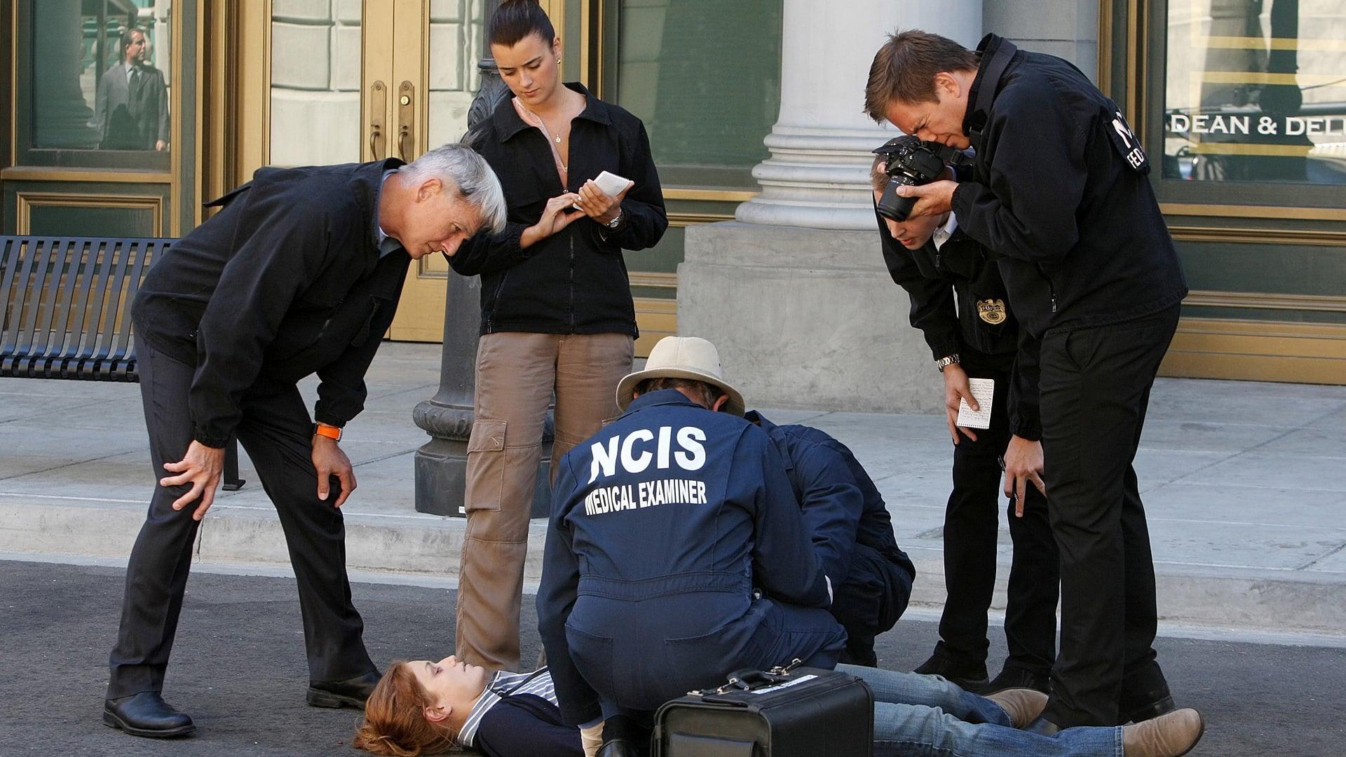 NCIS Season 8 :Episode 6  Cracked