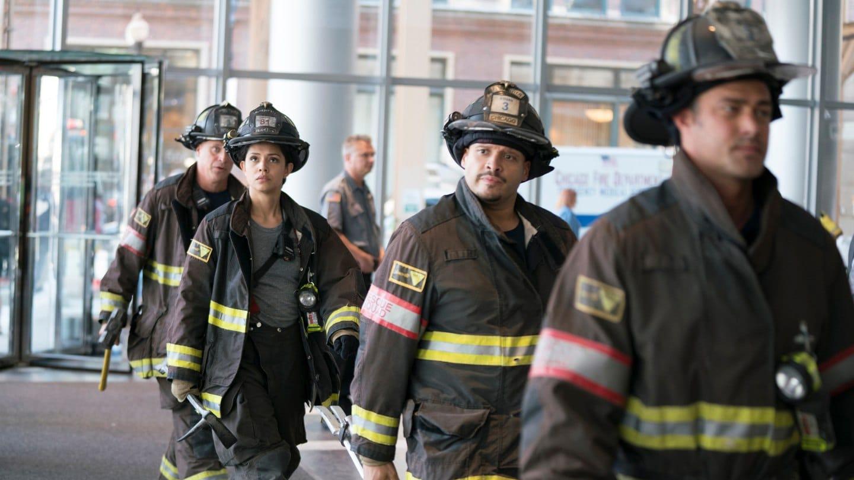 Chicago Fire Season 7 :Episode 1  Sie ist weg