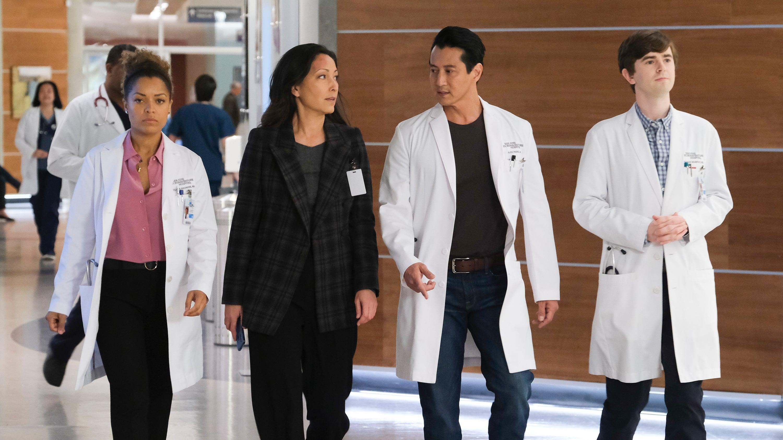 The Good Doctor - Season 4 Episode 7 : The Uncertainty Principle