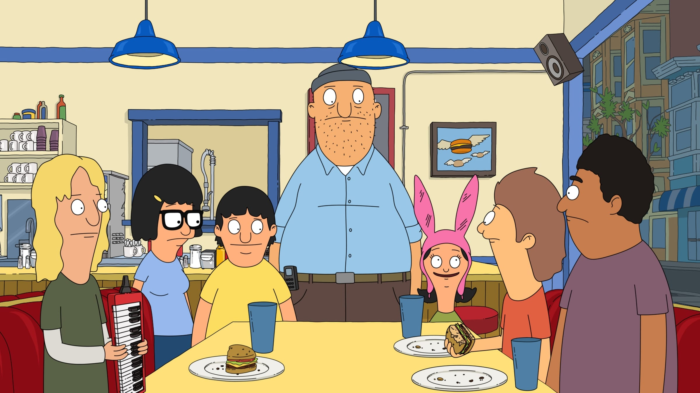 Bob's Burgers - Season 4 Episode 14 : Uncle Teddy