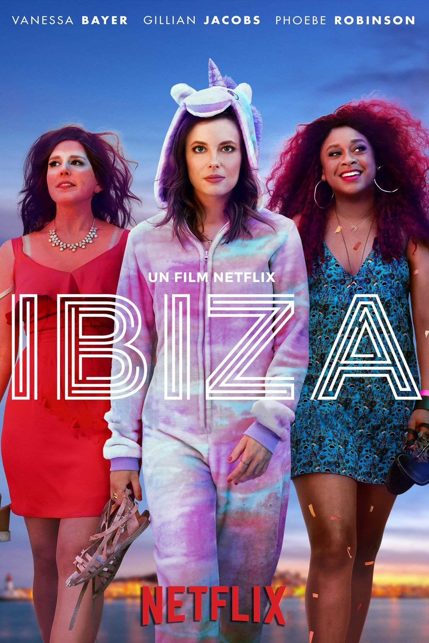 Póster Ibiza