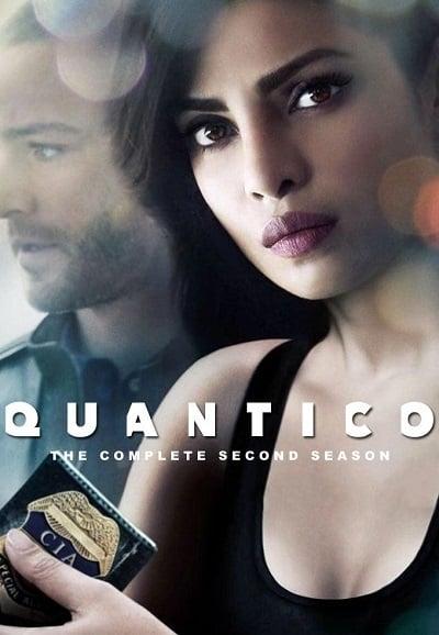 Kvantikas (2 sezonas) / Quantico (Season 2) (2016)