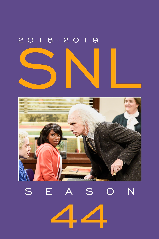 Saturday Night Live Season 44