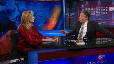 The Daily Show with Trevor Noah Season 15 :Episode 123  Arianna Huffington
