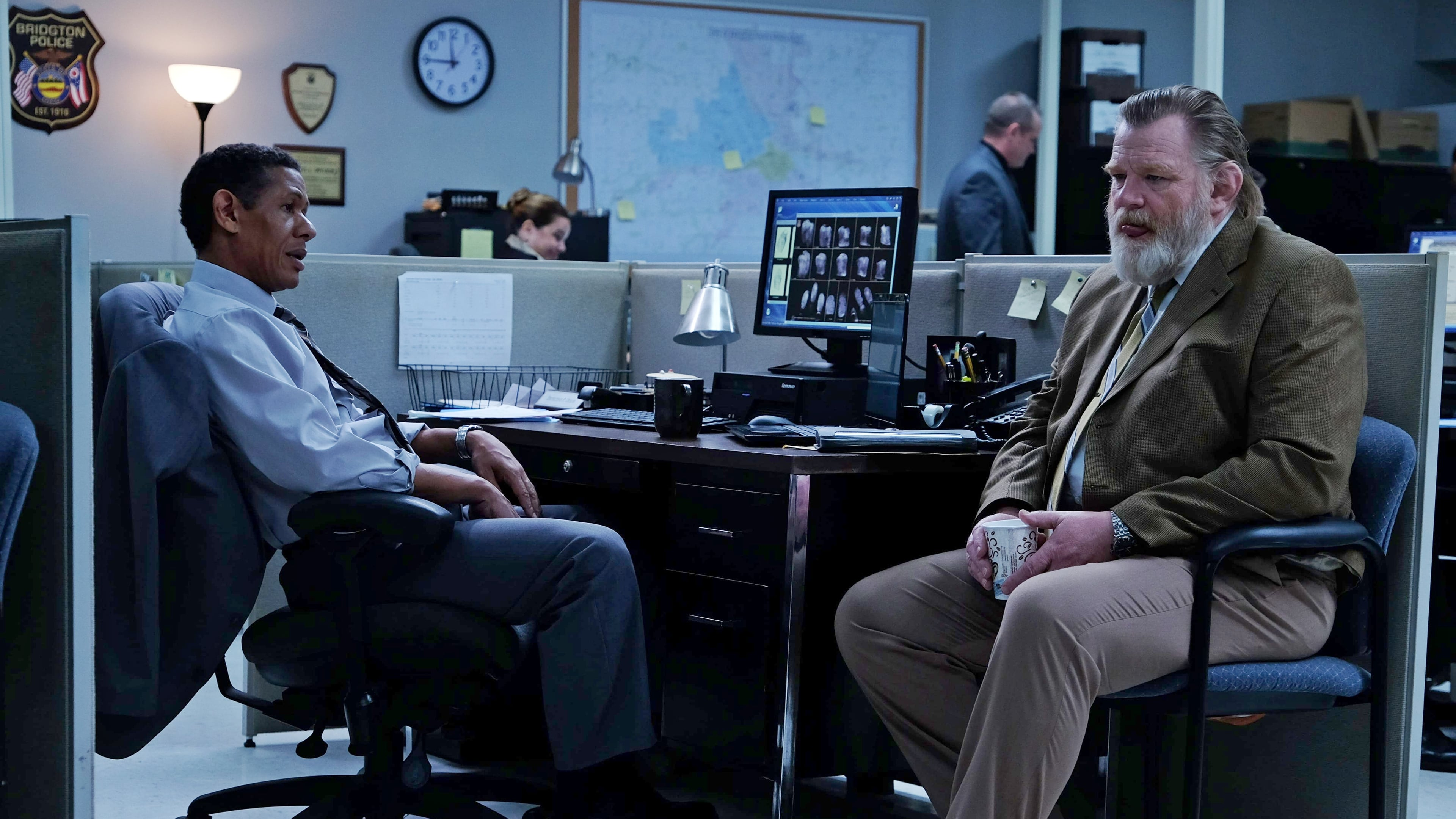 Mr. Mercedes Season 1 :Episode 3  Cloudy, With a Chance of Mayhem