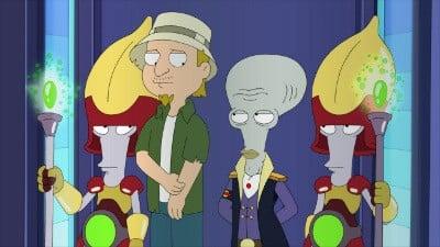 American Dad! - Season 9 Episode 18 : Lost in Space