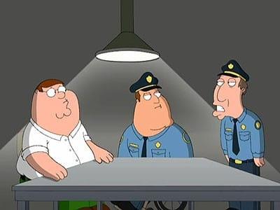 Family Guy: Temporada 6, Capitulo 4