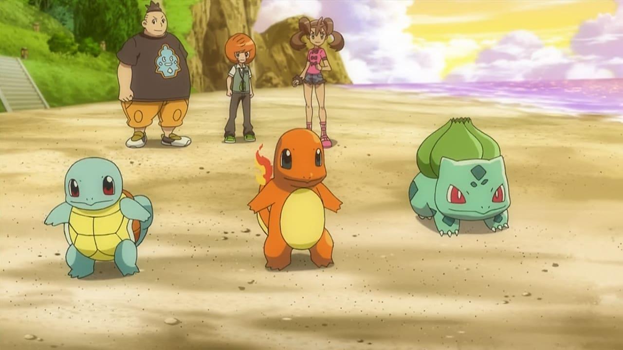 Pokémon Season 17 :Episode 41  Battling Into the Hall of Fame!