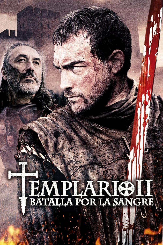 Póster Templario II: Batalla por la sangre