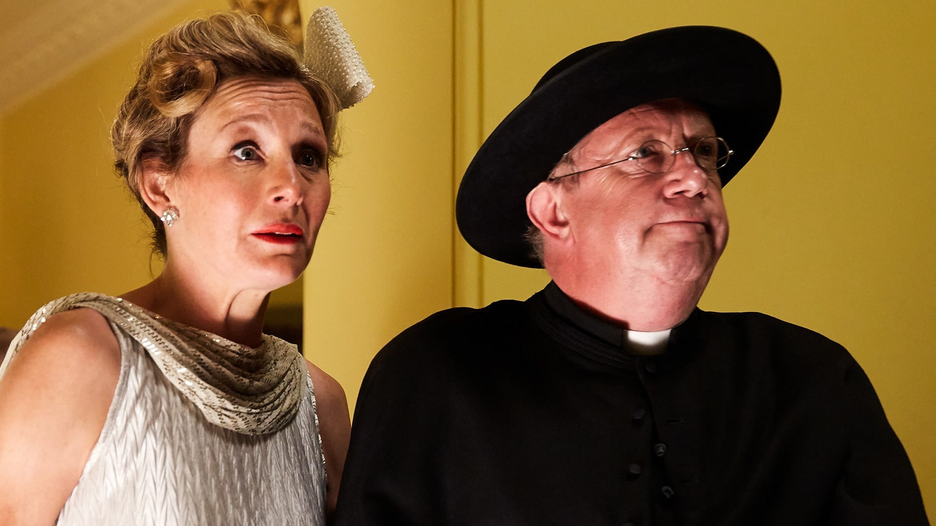 Father Brown Season 6 :Episode 5  The Face of the Enemy