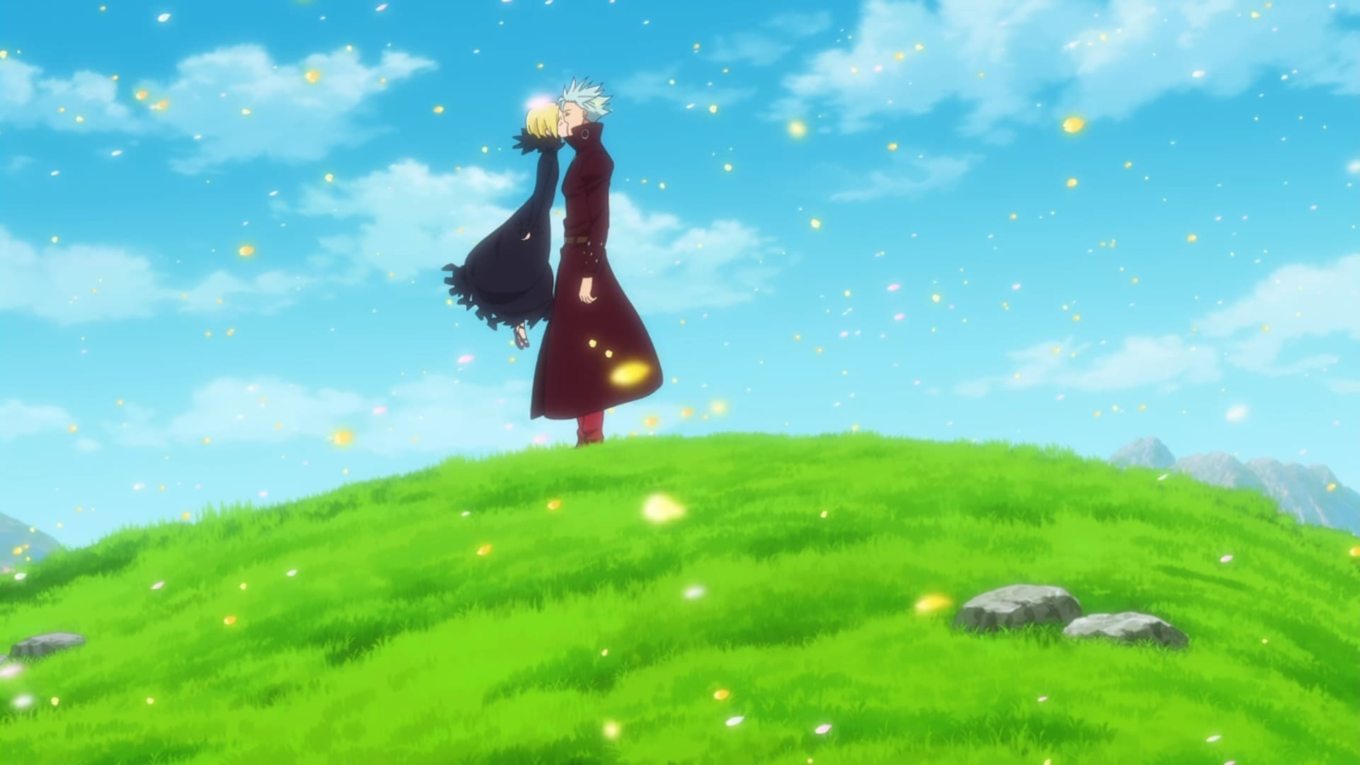 The Seven Deadly Sins Season 2 :Episode 12  Where Love is Found