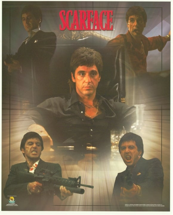 scarface the movie free
