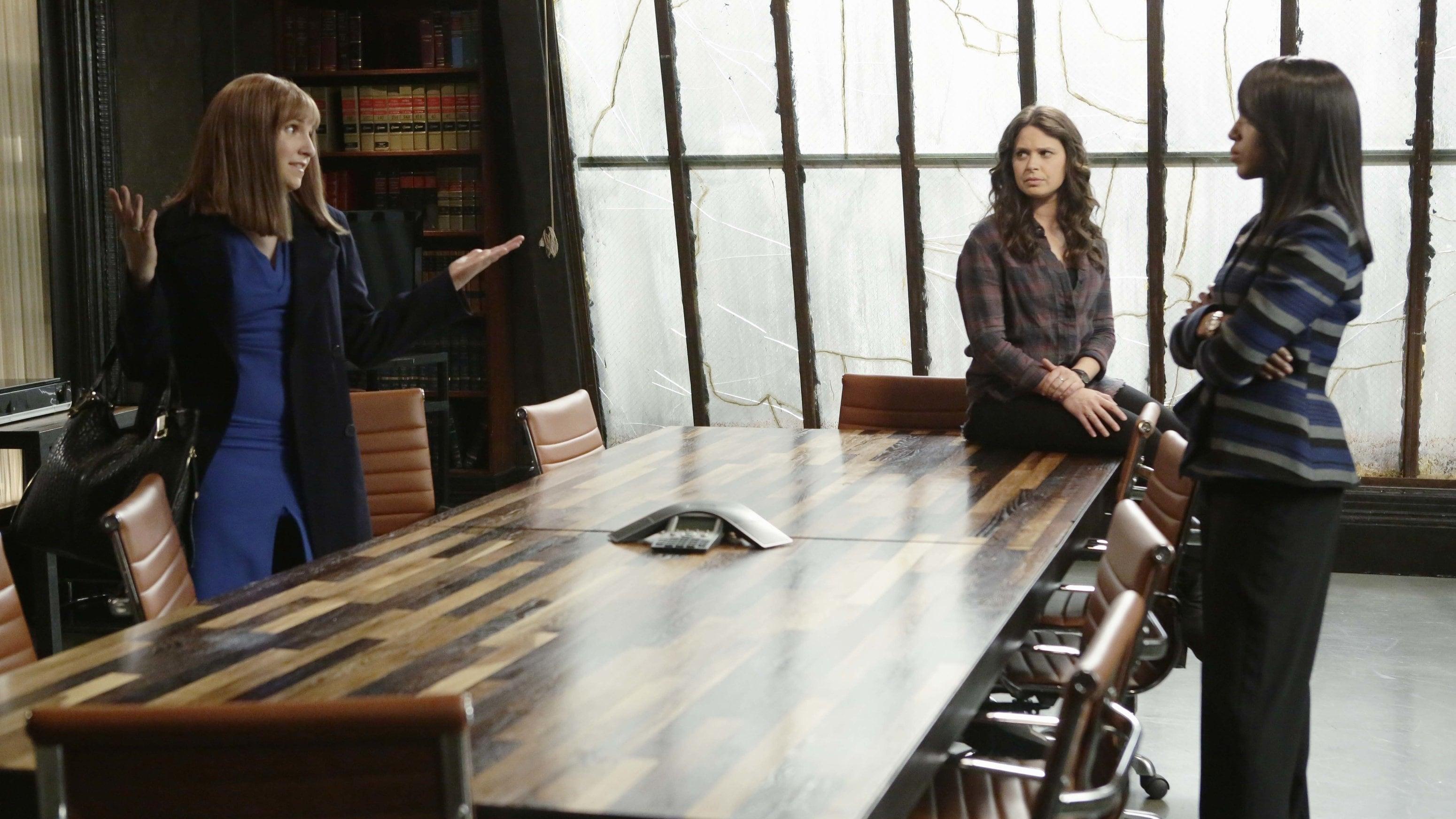 Scandal Season 4 :Episode 16  It's Good to Be Kink
