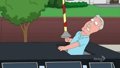 Family Guy Season 9 : Welcome Back Carter