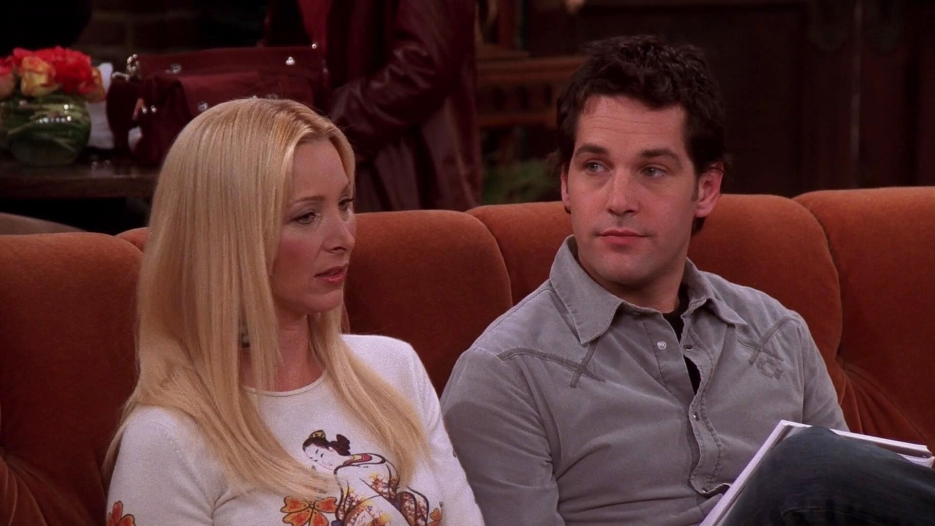 Friends Season 10 :Episode 7  The One with the Home Study