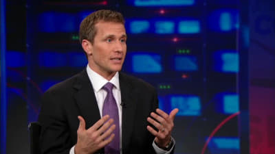The Daily Show with Trevor Noah Season 18 :Episode 96  Eric Greitens