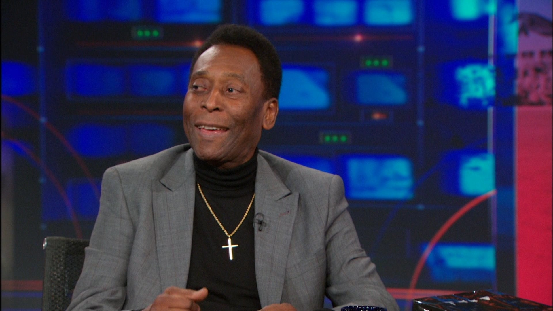 The Daily Show with Trevor Noah Season 19 :Episode 86  Pelé