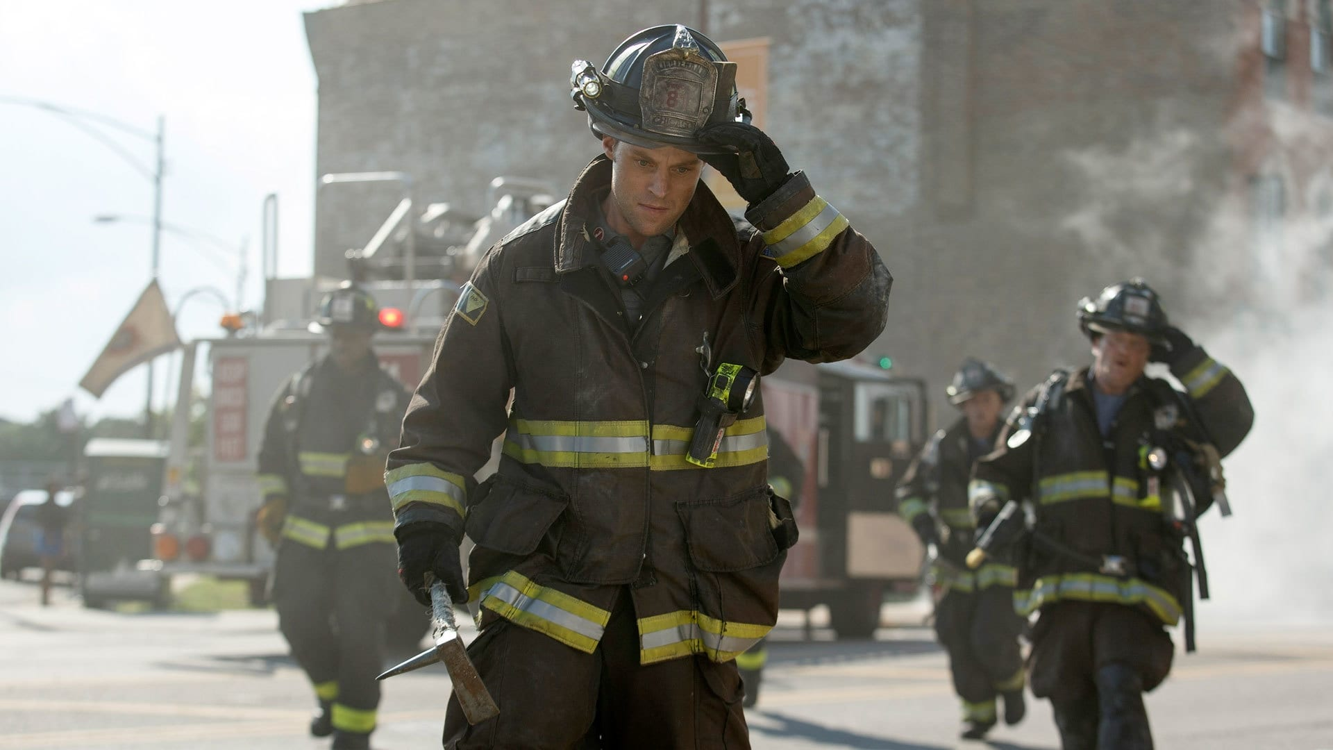 Chicago Fire Season 5 :Episode 3  Verbrannte Erde