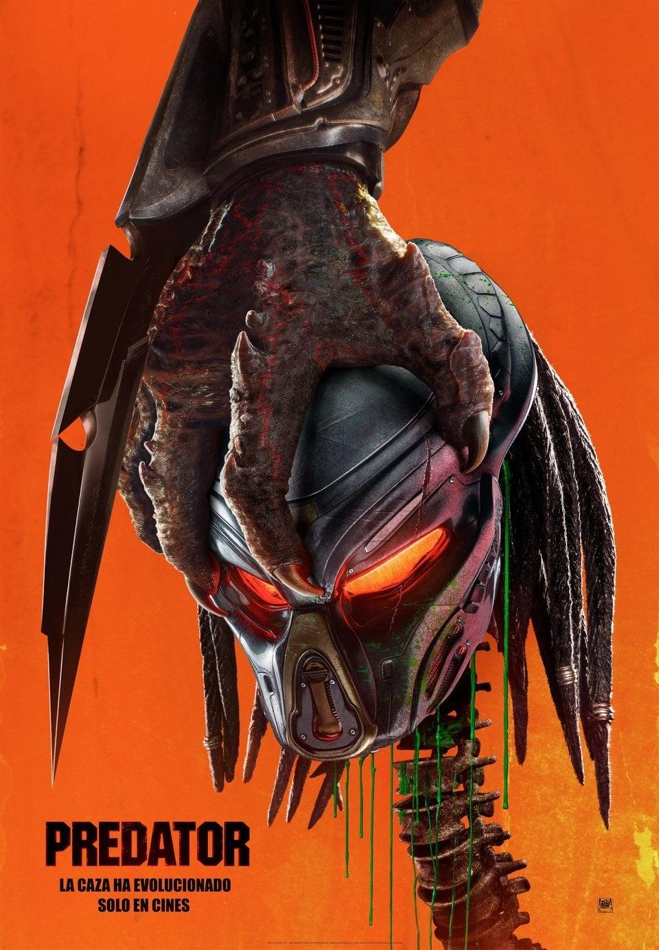 Póster Predator