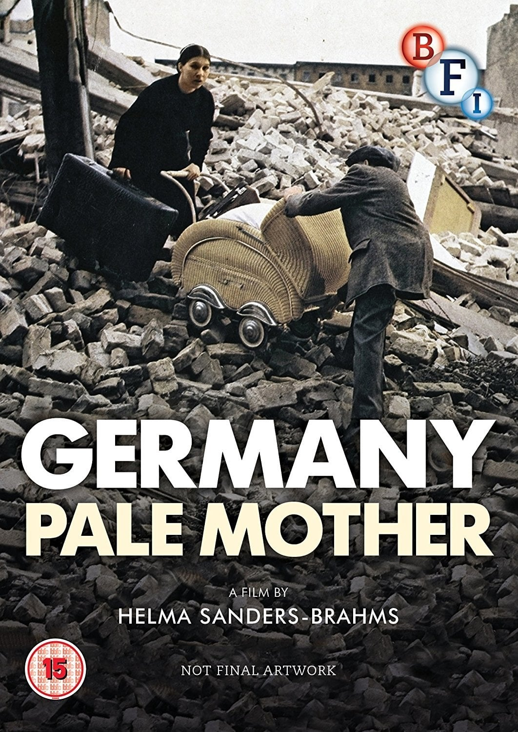 an analysis of the most haunting parts of sanders brahms film germany pale mother