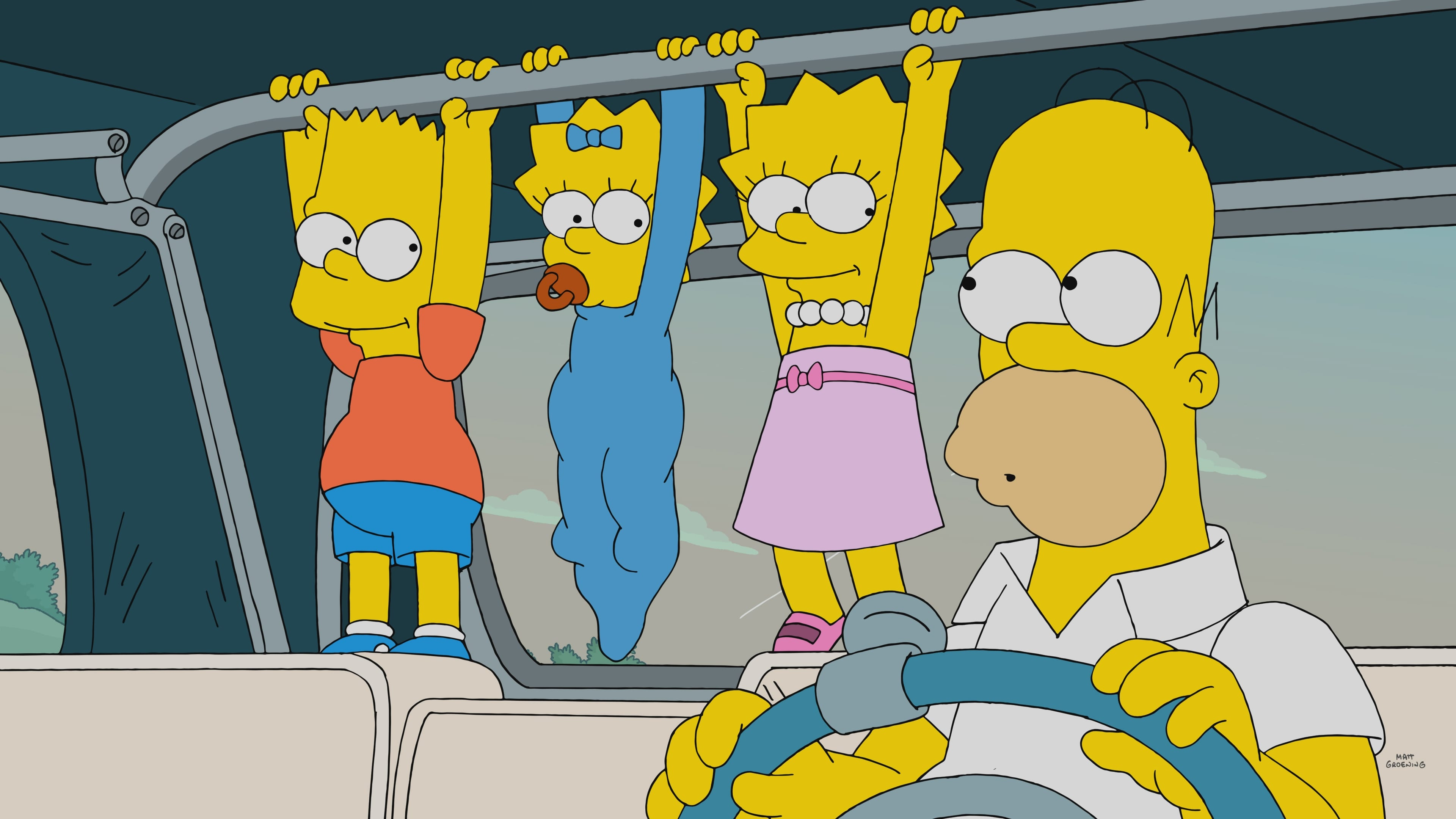 The Simpsons - Season 30 Episode 15 : 101 Mitigations