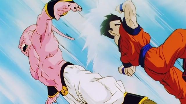 Dragon Ball Z Kai Season 6 :Episode 9  Buu is Overwhelmed! Ultimate Gohan's Superpower!!