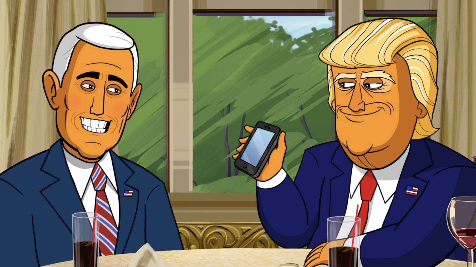 Our Cartoon President • S01E13