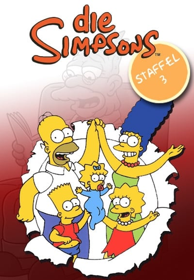 Die Simpsons Season 3