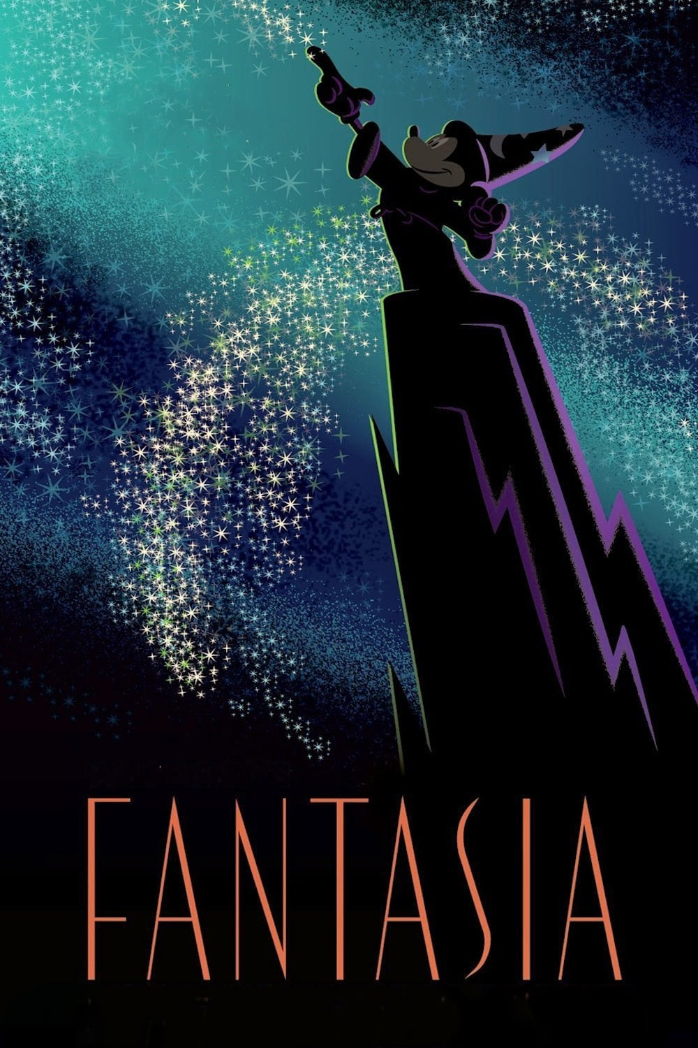 Fantasia 1940 Movies Film Cine Com