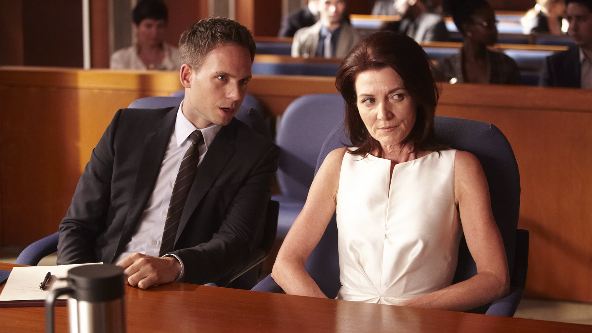 Suits - Season 3 Episode 3 : Unfinished Business