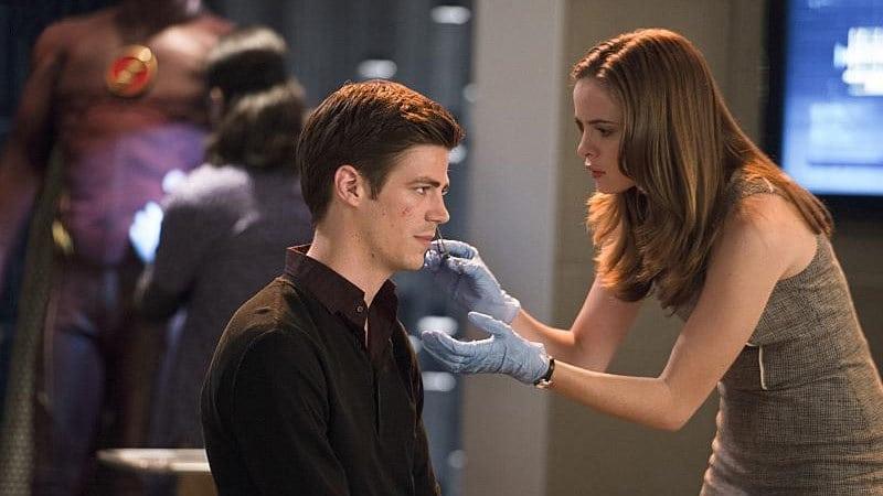 The Flash Season 1 :Episode 2  Fastest Man Alive