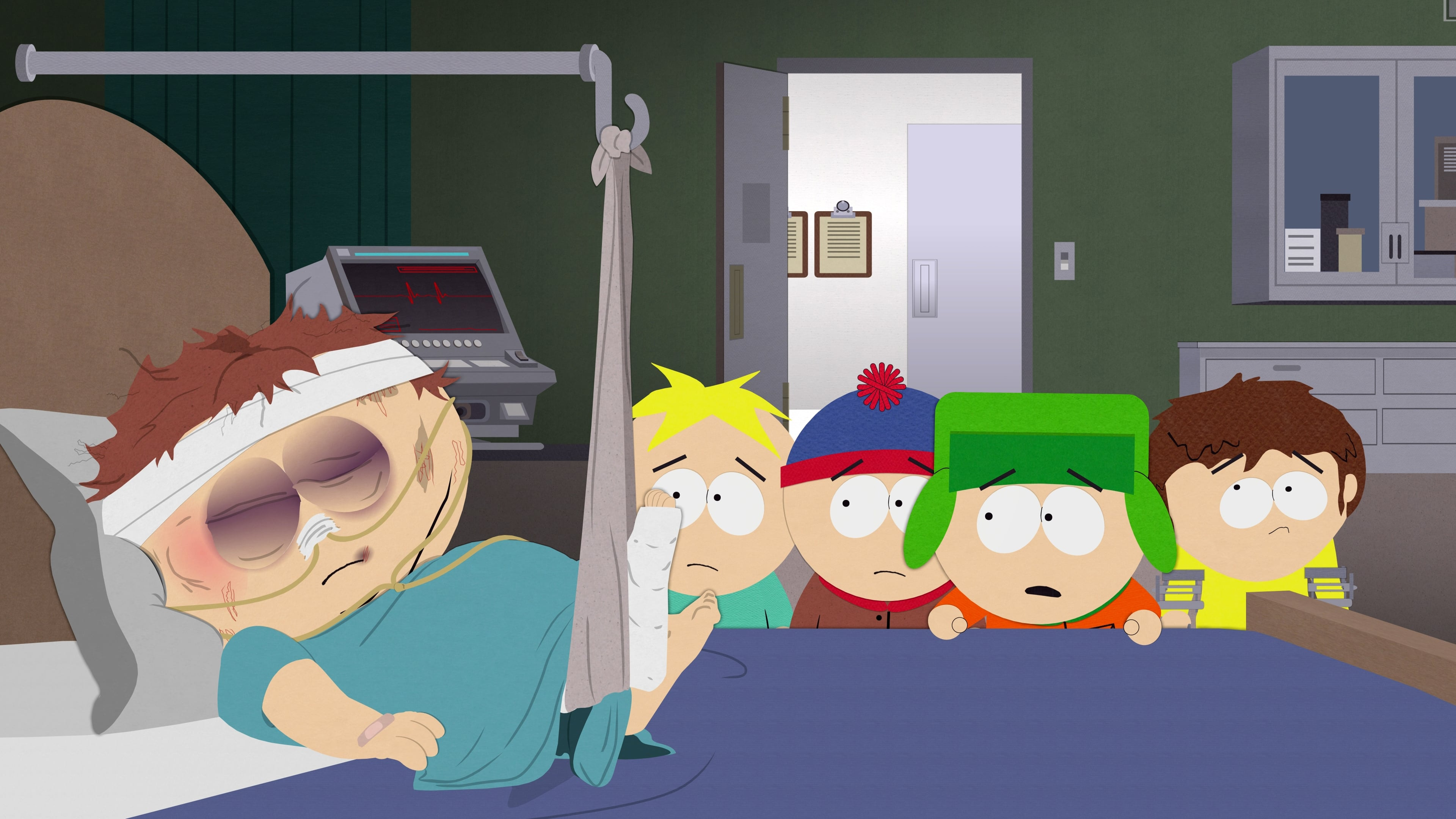 South Park Season 19 :Episode 1  Stunning and Brave