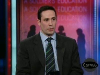 The Daily Show with Trevor Noah Season 14 :Episode 34  Craig Mullaney
