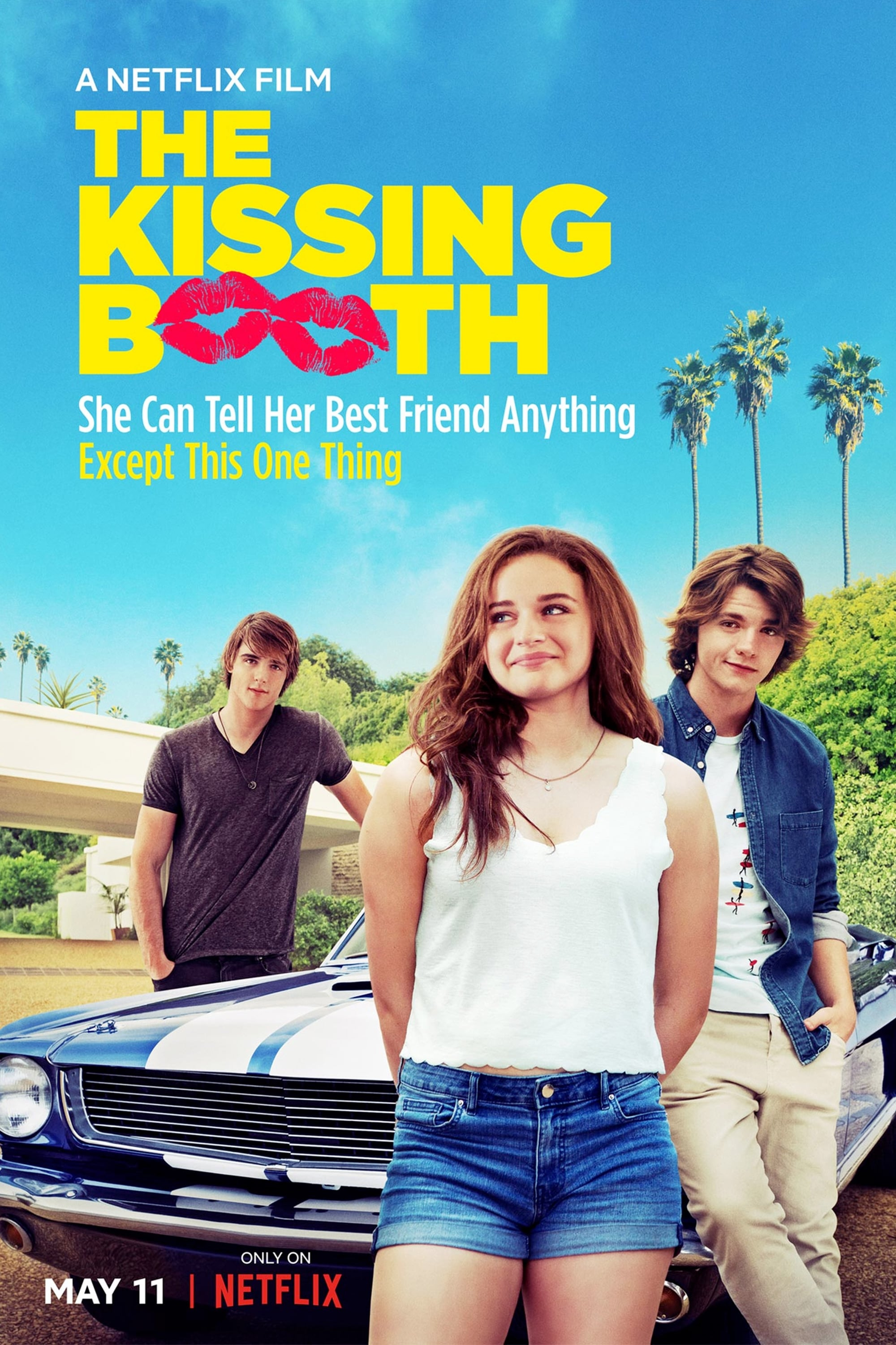 Póster The Kissing Booth