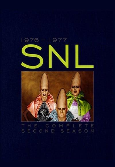 Saturday Night Live Season 2
