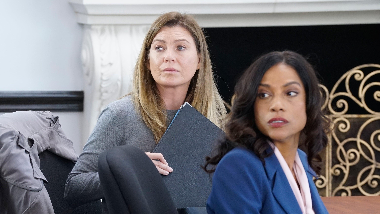 Grey's Anatomy Season 16 :Episode 8  Folge 8
