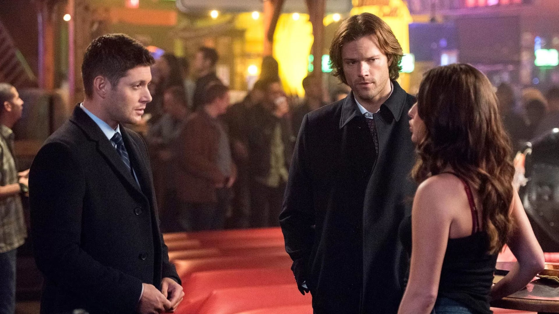 Supernatural Season 12 :Episode 11  In Sachen Dean