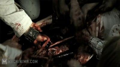 The Walking Dead Season 0 :Episode 8  Torn Apart (6) Everything Dies
