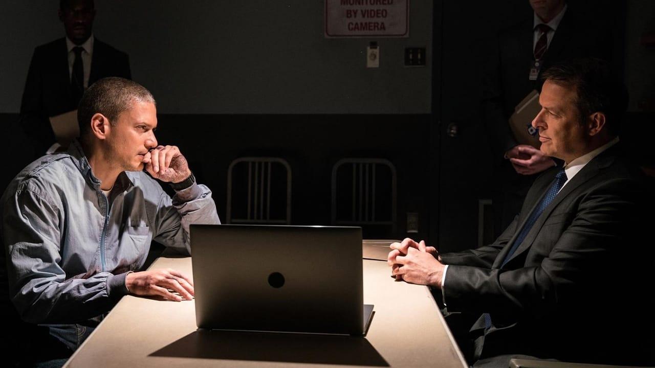 Prison Break - Season 5 Episode 9 : Behind the Eyes