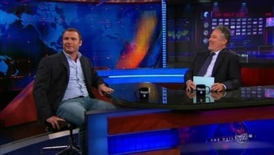 The Daily Show with Trevor Noah Season 15 :Episode 95  Liev Schreiber