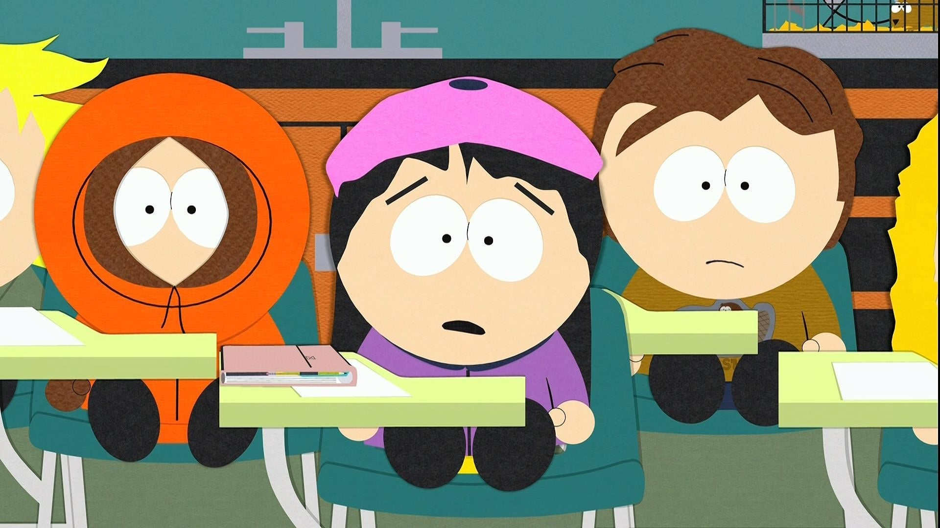 Old fashioned south park 21