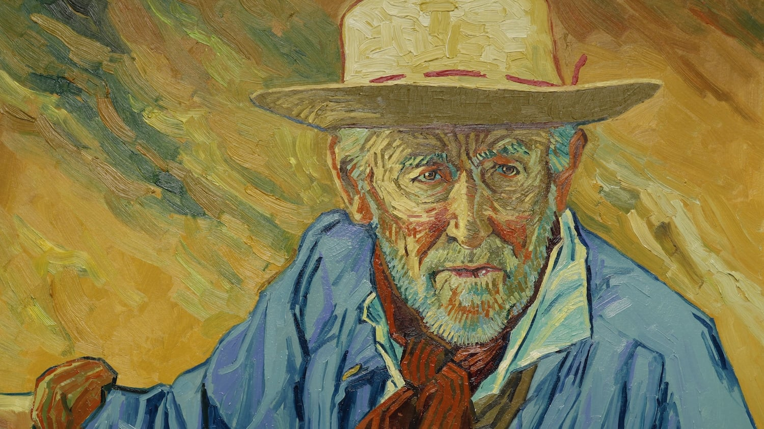 how to watch loving vincent