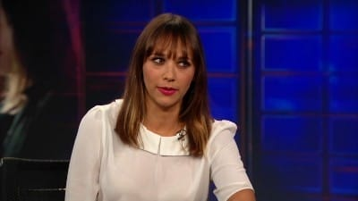 The Daily Show with Trevor Noah Season 17 :Episode 131  Rashida Jones