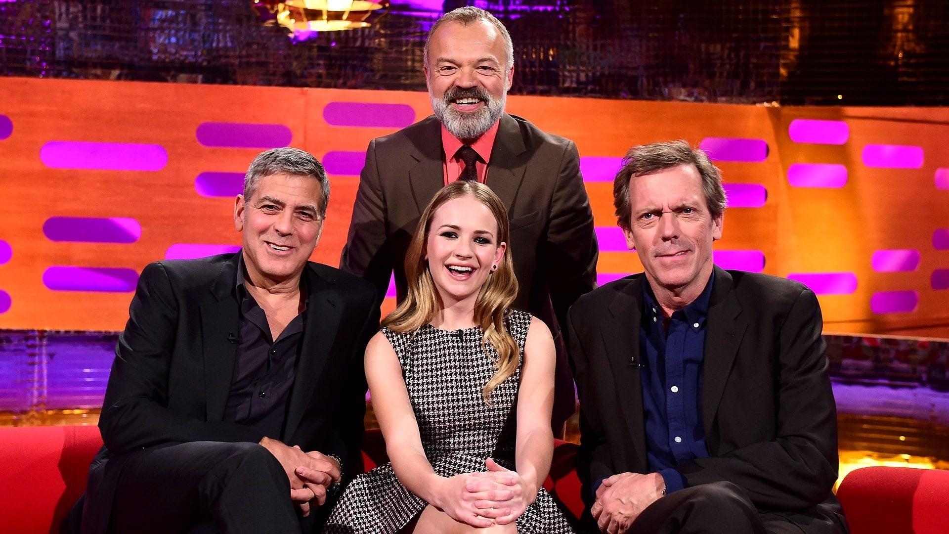 The Graham Norton Show Season 17 :Episode 7  George Clooney, Dwayne 'The Rock' Johnson, Sharon and Ozzy Osbourne, Snoop Dogg