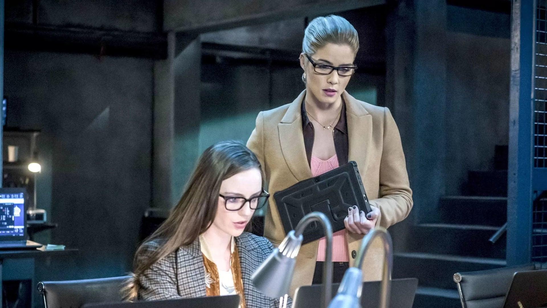 Arrow Season 5 :Episode 16  Schachmatt