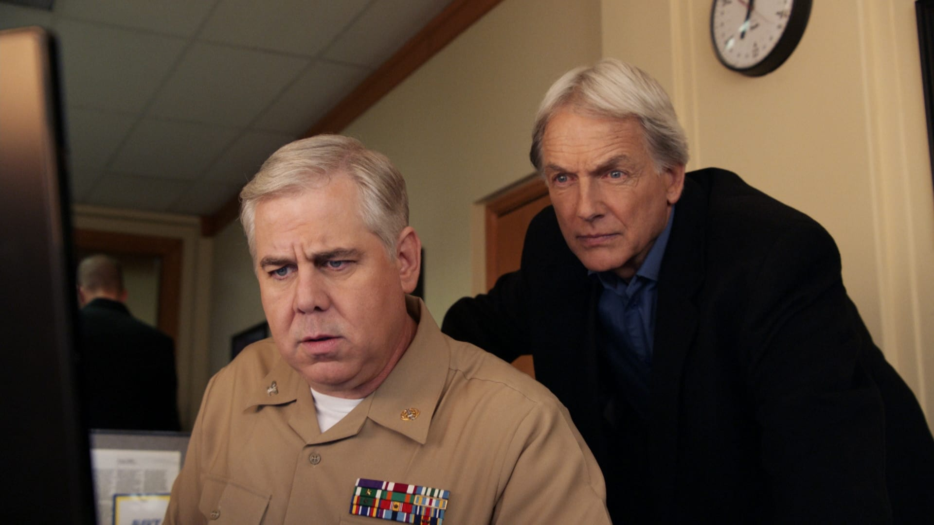 NCIS Season 15 :Episode 12  Dark Secrets