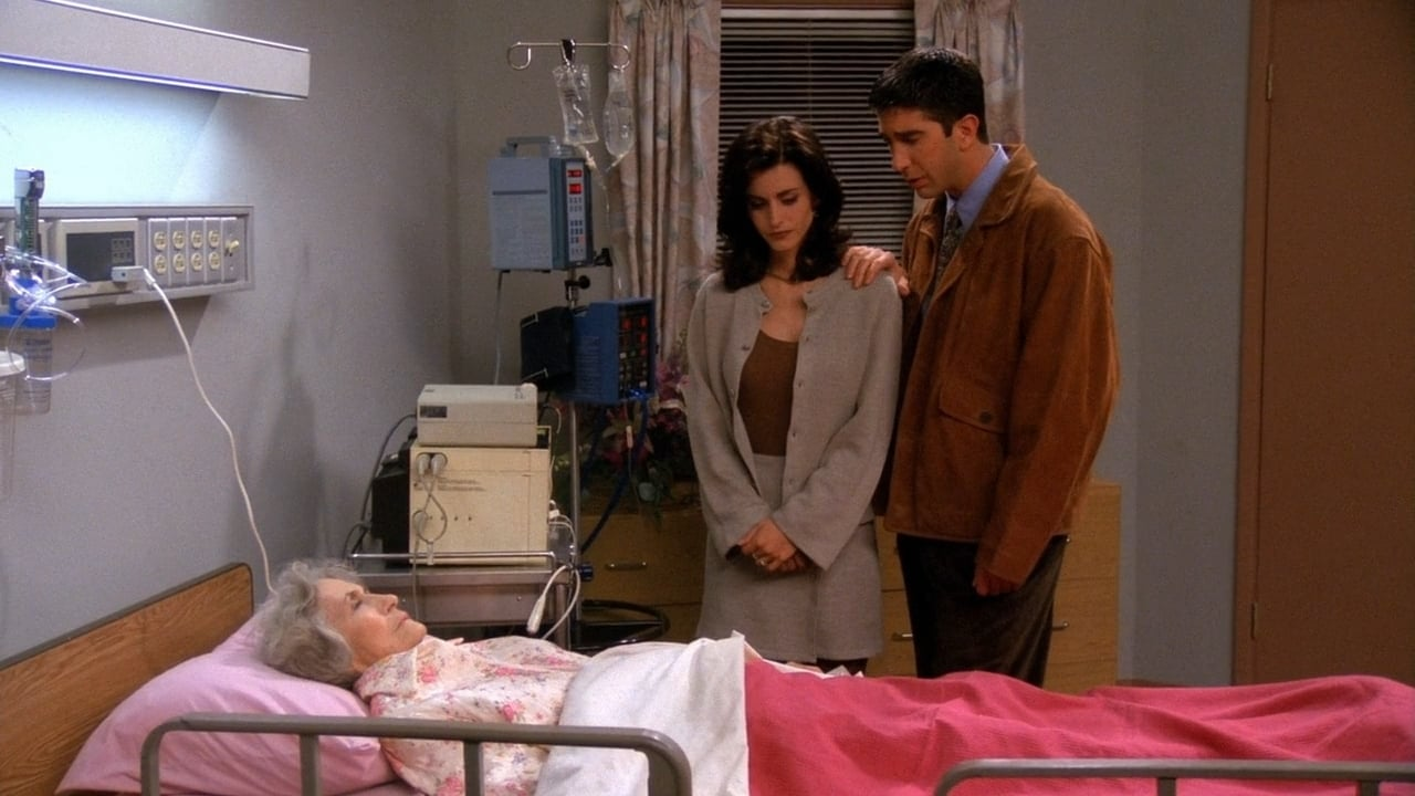 Friends Season 1 :Episode 8  The One Where Nana Dies Twice