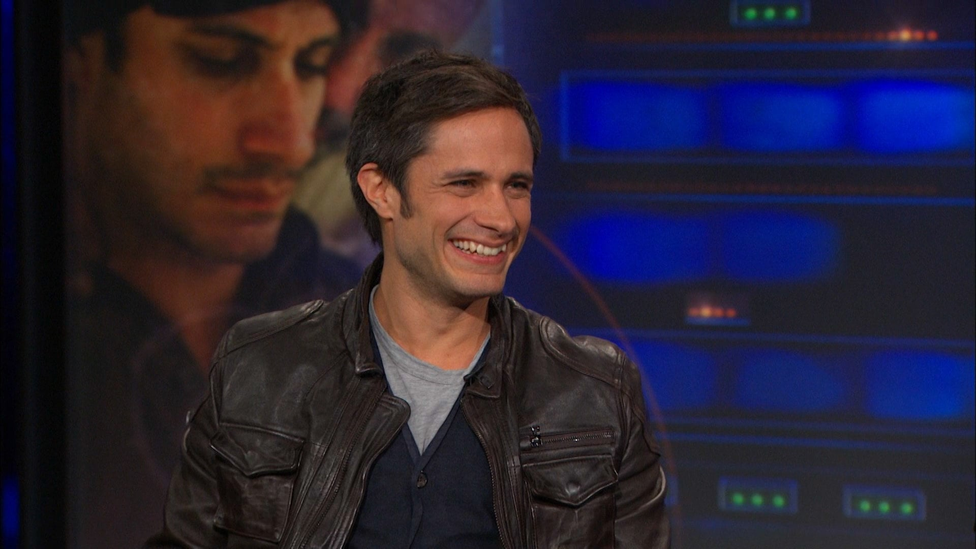 The Daily Show with Trevor Noah Season 20 :Episode 24  Maziar Bahari & Gael Garcia Bernal