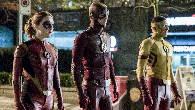 The Flash Season 3 :Episode 14  Angriff auf Central City